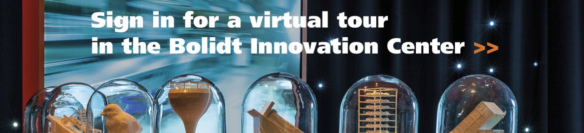 Bolidt Innovation Center Virtual Tour banner