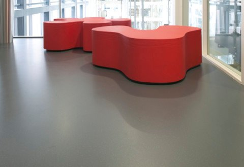 Shell New Technology Centre Amsterdam Bolidtop 525 Deco