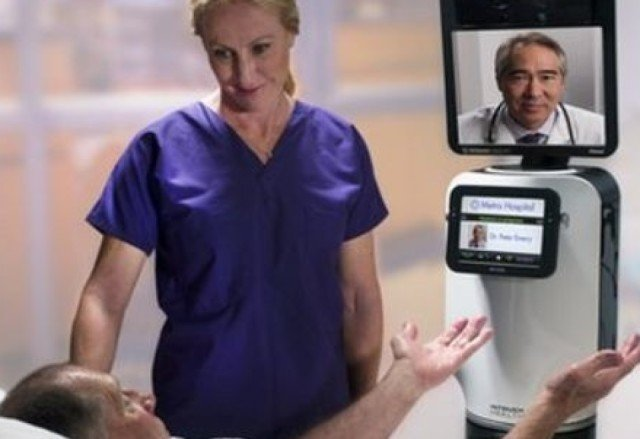 Technologies that are changing healthcare - skype consultation