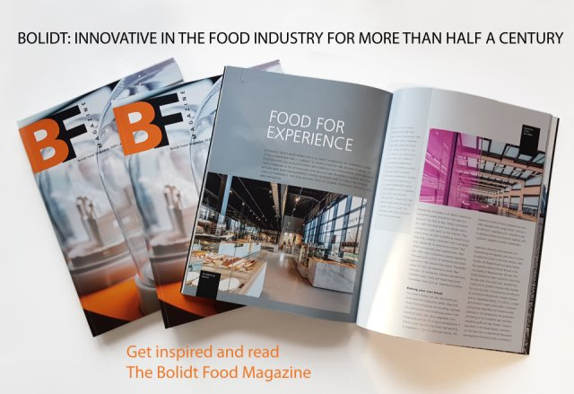 Bolidt Food Magazine