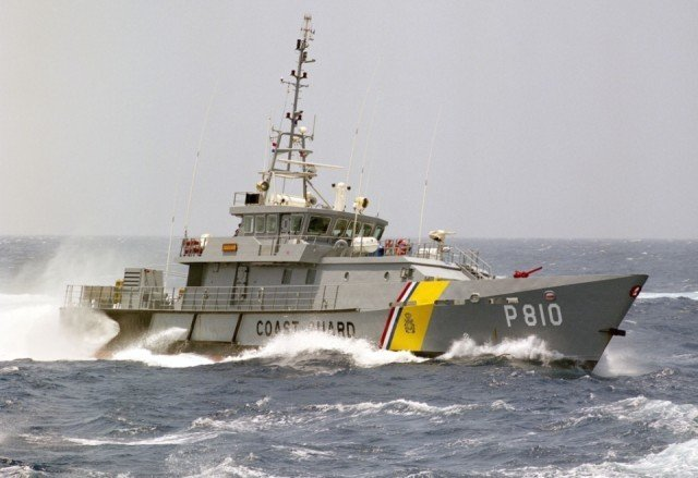 Hertel CKT Multipurpose Ships for Swedish Coast Guard Bolideck A60