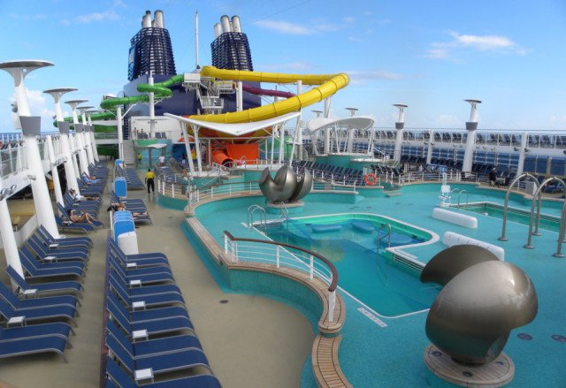 NCL Norwegian Epic Bolideck Select Soft
